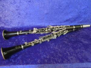 Bb Clarinets
